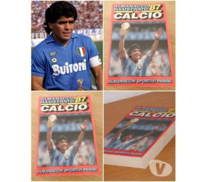 Foto di Vivastreet.it ALMANACCO ILLUSTRATO DEL CALCIO 1987, Diego Armando Maradona
