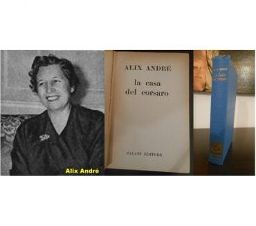 Foto di Vivastreet.it la casa del corsaro, Alix André, SALANI ED. 1955. N. 64.