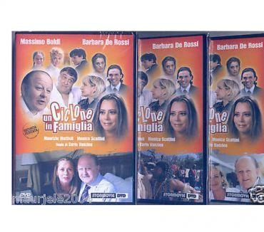 Foto di Vivastreet.it Dvd originali serie tv UN CICLONE IN FAMIGLIA 4 stagioni
