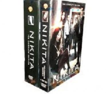 Foto di Vivastreet.it Dvd originali serie tv completa NIKITA (2010) 4 stagioni