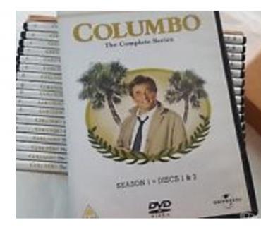 Foto di Vivastreet.it DVD ORIGIN. SERIE TV IL TENENTE COLOMBO completa 11 STAGIONI