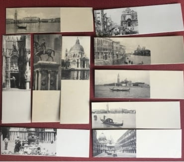 Foto di Vivastreet.it Rare mini cartoline vintage