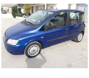 Foto di Vivastreet.it FIAT MULTIPLA 1.9 MJ 120 CV ACTIVE
