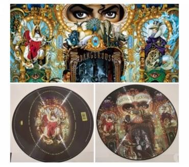 Foto di Vivastreet.it MICHAEL JACKSON, DANGEROUS, Picture Vinyl, England 1997.