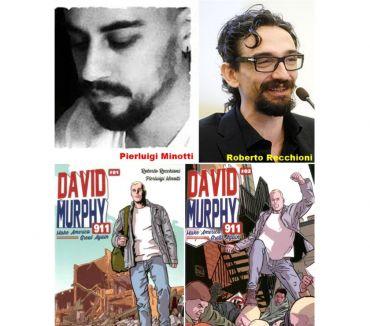 Foto di Vivastreet.it DAVID MURPHY 911, SEASON TWO N. 01 e 02, Panini Comics 2019.