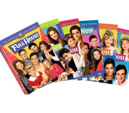 Foto di Vivastreet.it Dvd orig. serie tv FULL HOUSE -GLI AMICI DI PAPà 8 stagioni