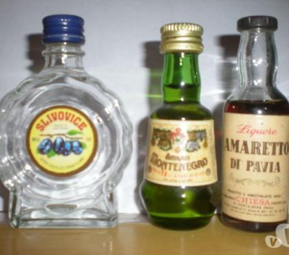 Foto di Vivastreet.it 3 bottiglie di liquore mignon per veri collezionisti