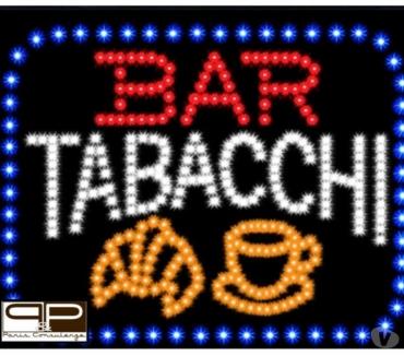 Foto di Vivastreet.it Bar tabacchi con saletta slot - rif. BAR371