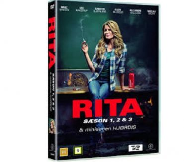 Foto di Vivastreet.it Dvd originali serie tv completa RITA 4 stagioni