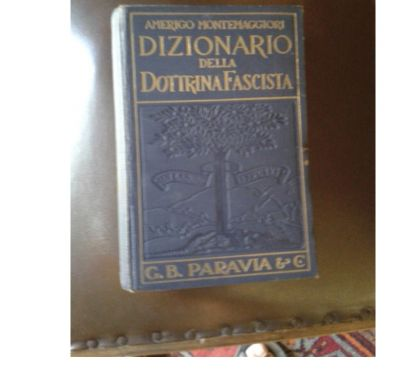 Foto di Vivastreet.it Dizionario della Dottrina fascista