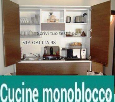 Foto di Vivastreet.it Arredo bed breakfast a roma-Cucina monoblocco 185 ceraso