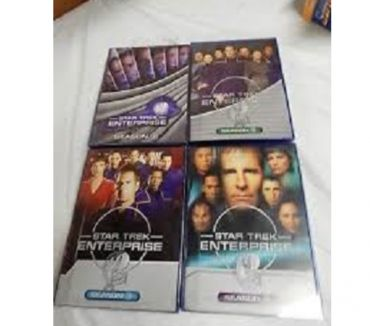 Foto di Vivastreet.it Dvd originali serie tv STAR TREK ENTERPRISE 4 stagioni