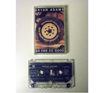 Foto di Vivastreet.it Musicassetta originale del 1993-Bryan Adams-So far so good