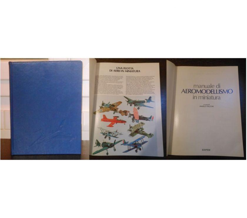 Foto di Vivastreet.it manuale di AEROMODELLISMO in miniatura, A. FALCONI, EDIPEM.