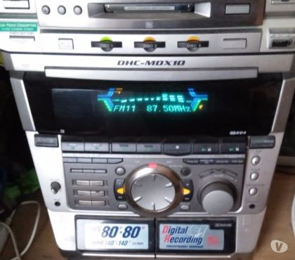 Foto di Vivastreet.it SONY dhc-mdx10 HiFi REGISTRATORE LETTORE Mini Disc CD Nastro