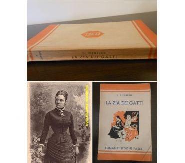 Foto di Vivastreet.it LA ZIA DEI GATTI, GUGLIELMINA HEIMBURG,CASA ED. SALANI 1938.
