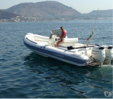 Foto di Vivastreet.it gommone clubman 26 joker boat 2x140 4t full