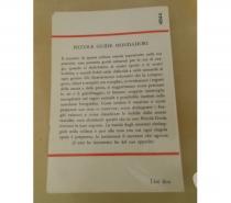 Foto di Vivastreet.it PICCOLE GUIDE MONDADORI N. 5, ROCCE E MINERALI, 1964.
