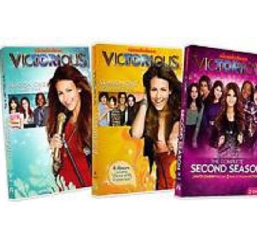 Foto di Vivastreet.it Dvd originali serie tv completa VICTORIOUS 4 stagioni