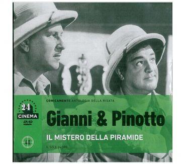 Foto di Vivastreet.it Gianni & Pinotto, IL MISTERO DELLA PIRAMIDE, n. 40.