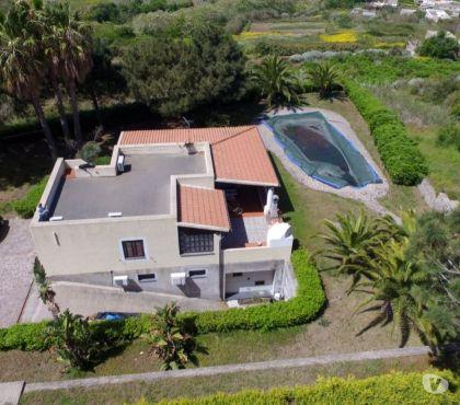 Foto di Vivastreet.it Isole Eolie Lipari,villa panoramica con terrazze,piscina