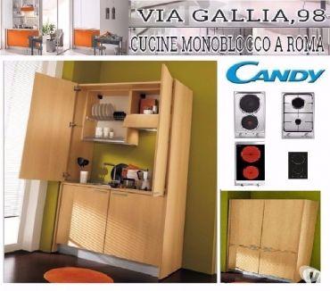 Foto di Vivastreet.it Cucina monoblocco Shell 125CM- ARREDO b&b a roma