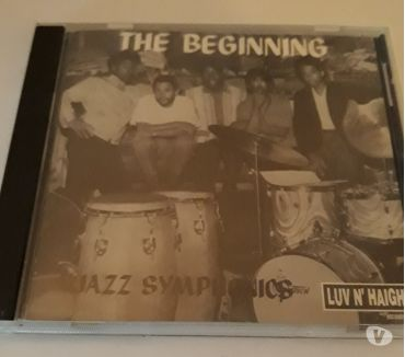 Foto di Vivastreet.it Cd Jazz symphonics the beginning luv n