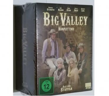 Foto di Vivastreet.it DVD ORIGINALI SERIE TV LA GRANDE VALLATA completa 4 STAGIONI