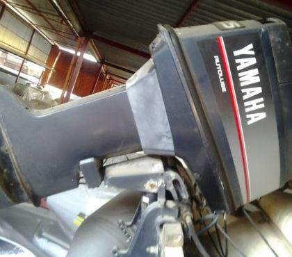 Foto di Vivastreet.it motore 40cv yamaha L 2t fb