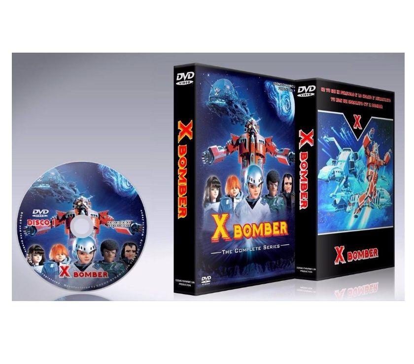 compact disc dvd e videogames Piacenza e provincia Piacenza - Foto di Vivastreet.it X Bomber serie animata completa in dvd