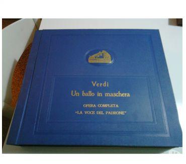 Foto di Vivastreet.it Verdi Ballo in Maschera e altri 323 vinili 78 giri
