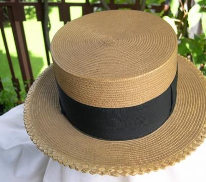 Foto di Vivastreet.it Cappello paglietta antico Cargaloy, Spinoglio di Casale M