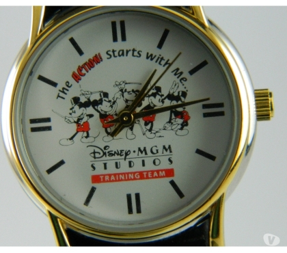 Foto di Vivastreet.it Orologio Disney MGM STUDIO TRAINING TEAM Donna