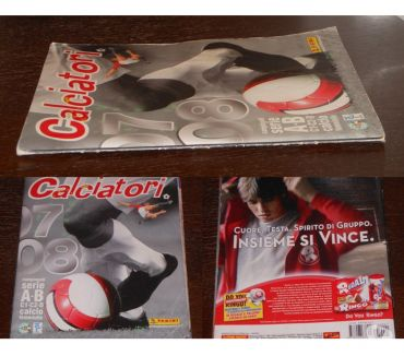 Foto di Vivastreet.it ALBUM FIGURINE CALCIATORI 2007-08 PANINI.