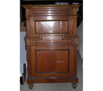 Foto di Vivastreet.it Letti antichi in legno noce, stile Liberty Umbertino