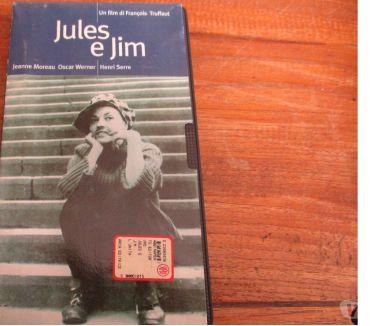 Foto di Vivastreet.it JULES E JIM VHS