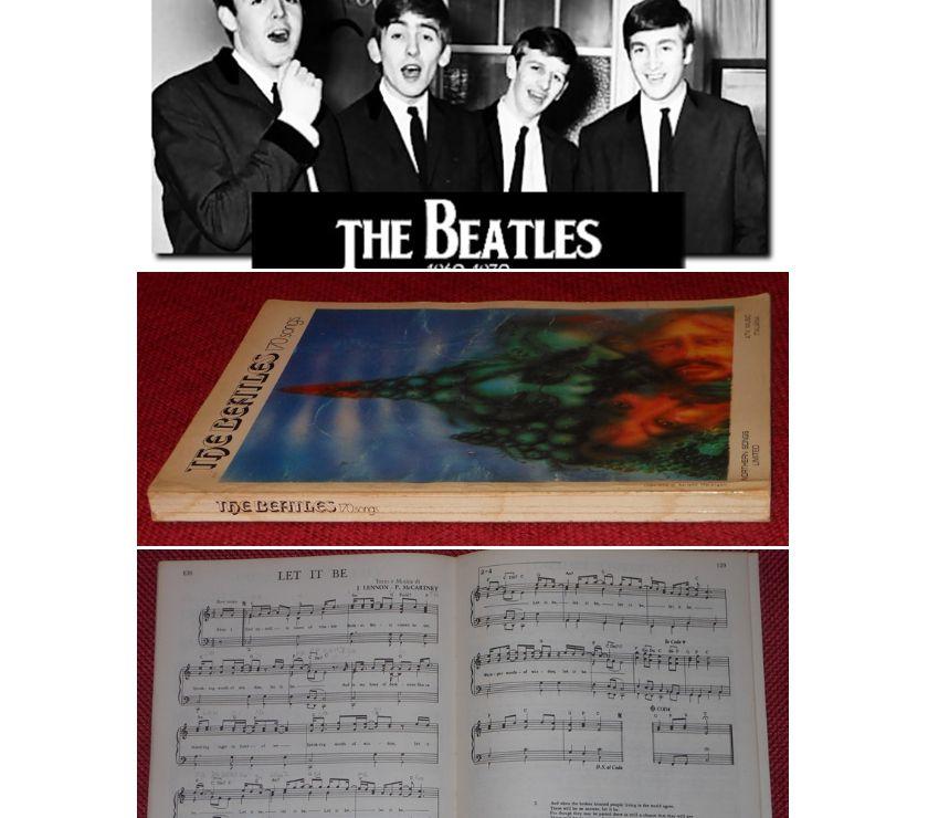 Foto di Vivastreet.it THE BEATLES 170 SONG, Canzoniere con 170 spartiti, Ed. ATV