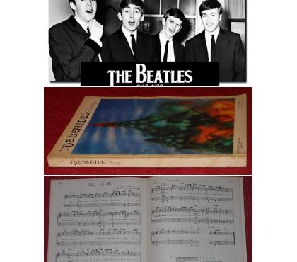 Foto di Vivastreet.it THE BEATLES 170 SONG, Canzoniere con 170 spartiti, Ed. ATV
