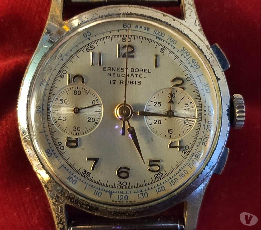 offerte gioielli e orologi Reggio nell'Emilia e provincia Correggio - Foto di Vivastreet.it Cronografo originale Ernest Borel.