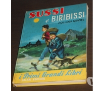 Foto di Vivastreet.it SUSSI E BIRIBISSI, Paolo Lorenzini, Salani Ed. 1956.