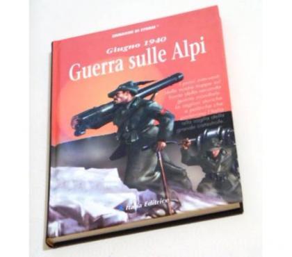 Foto di Vivastreet.it Giugno 1940 Guerra sulle Alpi, Remigio Zizzo, 1994.