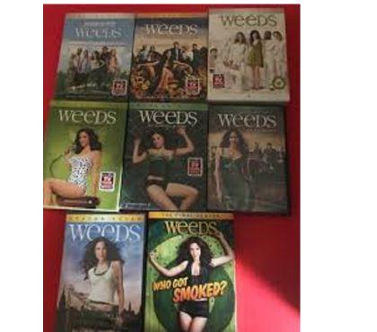 Foto di Vivastreet.it Dvd originali serie tv WEEDS 8 stagioni