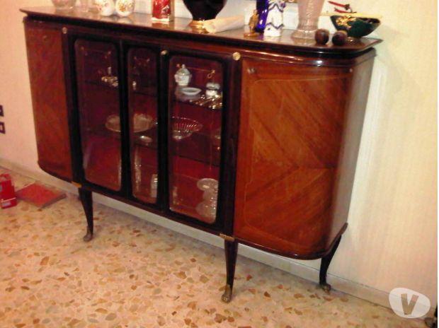 Foto Di Vivastreet.it Mobili Per Sala Da Pranzo Anni 50 Inclusa Bella  Vetrina
