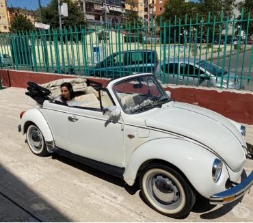 Foto di Vivastreet.it Noleggio auto Matrimonio Napoli FIAT 500D