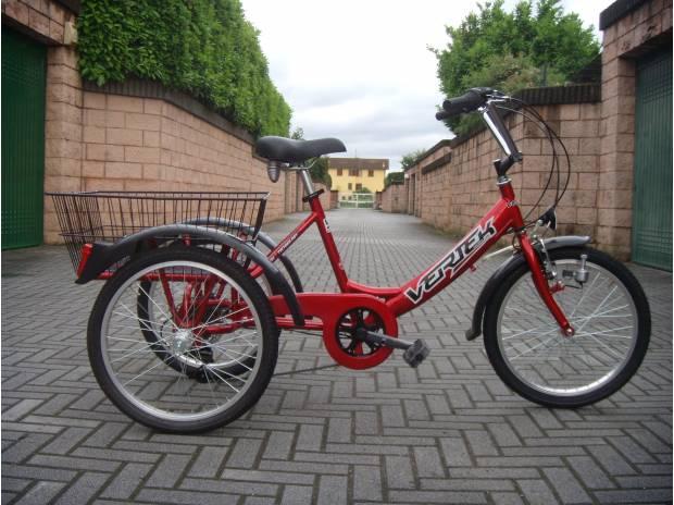 Articoli sportivi e biciclette marcignago bici usate for Bicicletta per tre persone