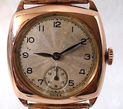 Foto di Vivastreet.it Orologio vintage in oro revisionato.