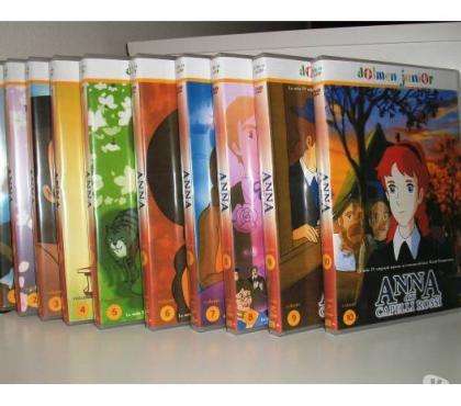 Foto di Vivastreet.it Anna dai capelli rossi in 10 dvd