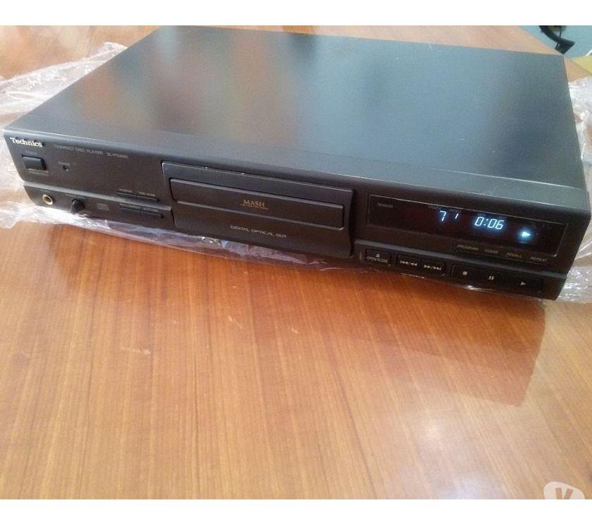Foto di Vivastreet.it Umidificatore Brevi e Lettore CD Technics uscita ottica