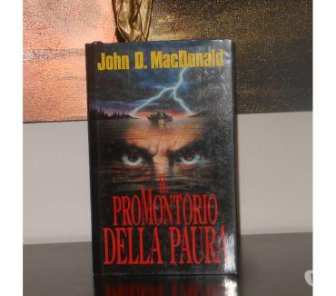 Foto di Vivastreet.it IL PROMONTORIO DELLA PAURA, John Dann MacDonald, 1992.