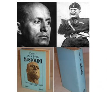 Foto di Vivastreet.it MUSSOLINI, Denis Mack Smith, Rizzoli 1^ Edizione 1981.